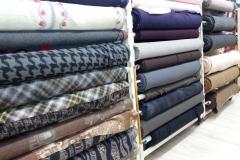 Abbigliamento lana cotta