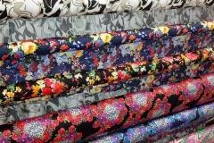 Abbigliamento raso cotone donna