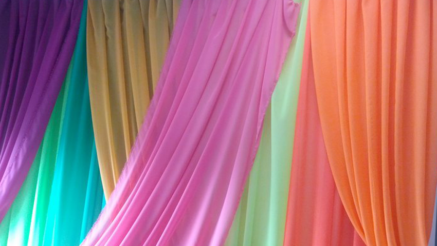 Tende In Tessuto Georgette : I tessuti tendaggi arredativo design magazine