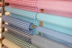 Abbigliamento cotone quadretti