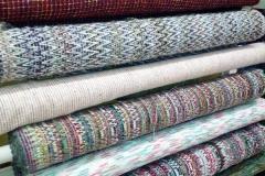 Abbigliamento lana colorata