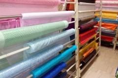 Abbigliamento tessuti lurex